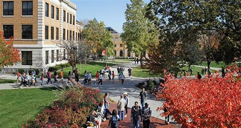 Bowling Green Mba Ranking by Colleges In Ohio Rankings Report Edudemic