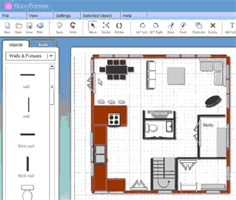 small blue printer floor plan technology education at stout dearborn public schools