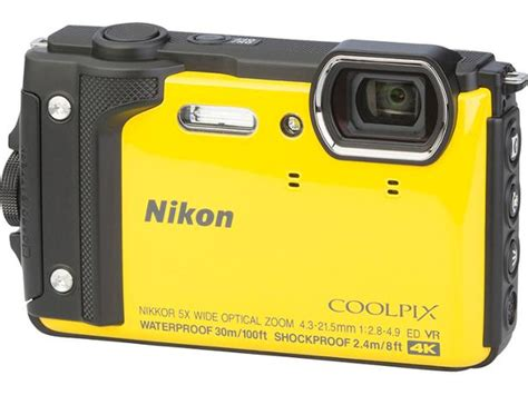 nikon coolpix w300 compact review which