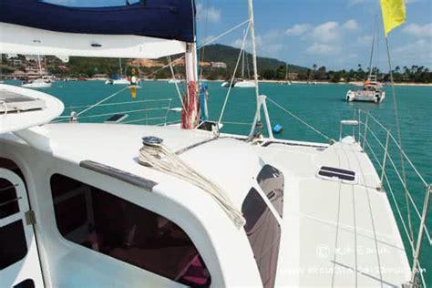 excursion catamaran koh samui sailing catamaran quot vickey quot yachts tours on koh samui