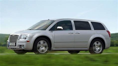 Is Dodge Part Of Chrysler by 2008 Chrysler Voyager Dodge Caravan Photos