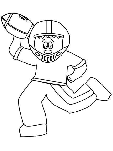 nfl quarterback coloring pages quarterback coloring pages coloring pages
