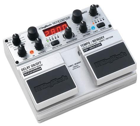 Digitec Dualtime Original timebender digitech guitar effects