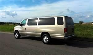 sell used 2001 ford econoline club wagon e350 15