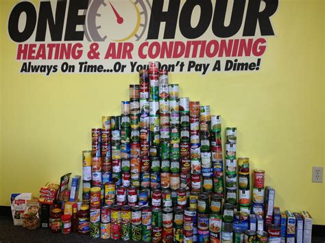 thanks to everyone who donated to our june food drive