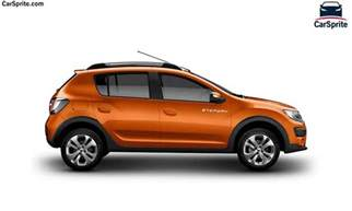 Renault In Renault Sandero Stepway 2017 Prices And Specifications In