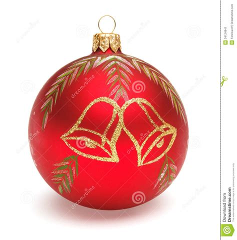 christmas decorative light balls red christmas ball stock image image of light branch