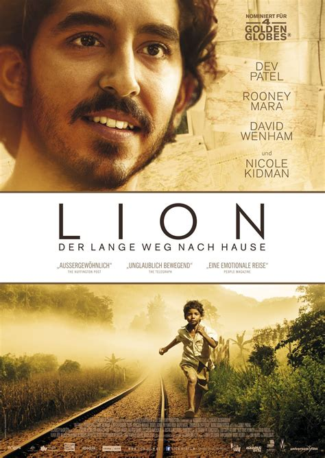 lion film garth davis lion ein film von garth davis mit dev patel rooney mara