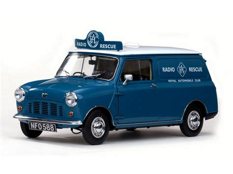 mini cer van sun star h5317 austin mini van rac 1 12