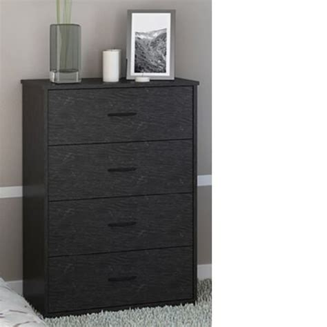 Mainstays 4 Drawer Chest Assembly by Mainstays 4 Drawer Chest Storage Office Black