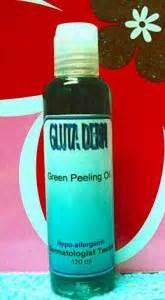 Gluta Green gluta derm green peeling review
