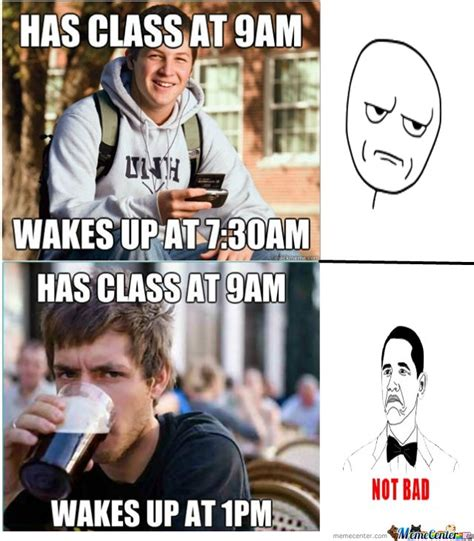 Lazy Student Meme - good student and lazy student by elson meme center