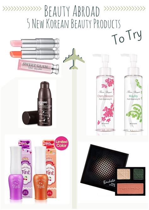 5 Products To Own Or Try by 5 New Products To Try From Korea Musings Of A Muse