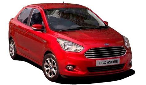 ford figo aspire diesel titanium price specs review pics mileage  india