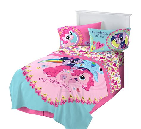 my little pony bedding my little pony party planning ideas supplies horse