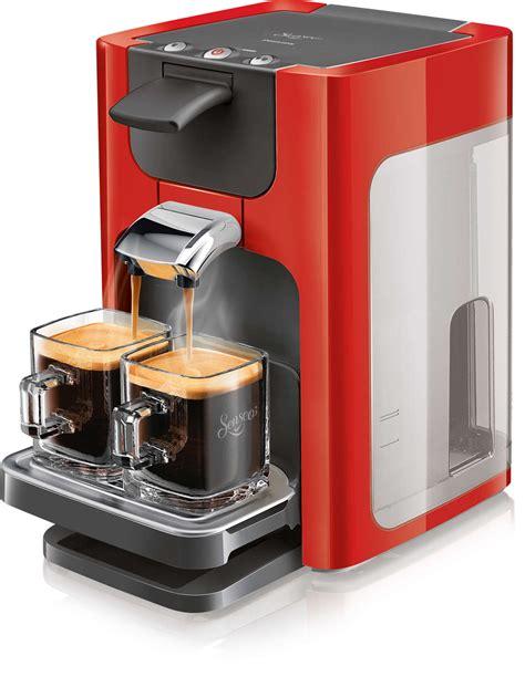 Quadrante Kaffeepadmaschine HD7863/80   SENSEO®