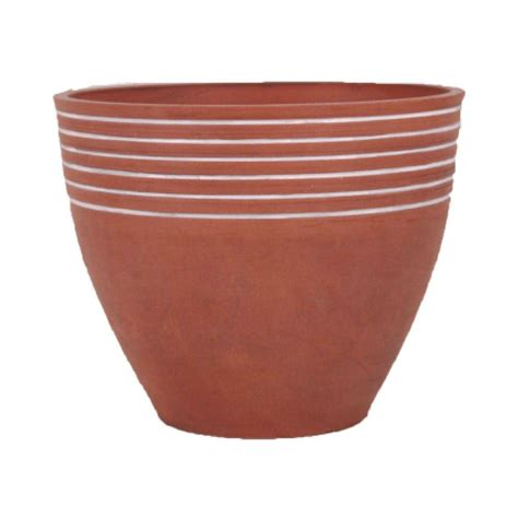 clay planters pots planters garden center