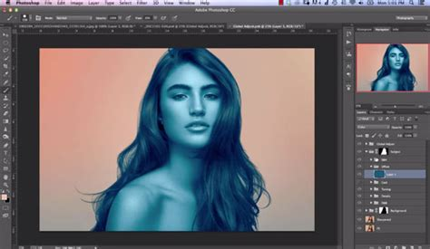 inverse color how to remove color casts in photoshop