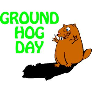 groundhog day idiom click on groundhog day 2017