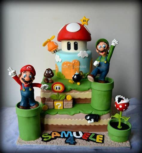 Hochzeitstorte Nintendo by Mario Cake Mario Cakes