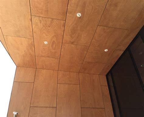 Marine Ply Ceiling by Goldcore Light Plywood Atkar