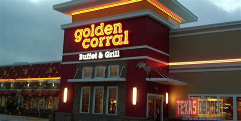 golden corral grand opening will bring new jobs new