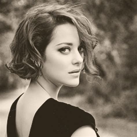 French Actress With Short Hair | marion cotillard hair and makeup pinterest