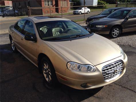 2000 chrysler lhs for sale carsforsale com
