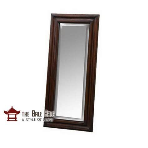 Cermin Jati Minimalis cermin kayu jati ckj012 mebel jati minimalis mebel jati jepara mebel furniture kayu jati