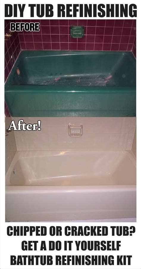 how to restore and refinish a tub