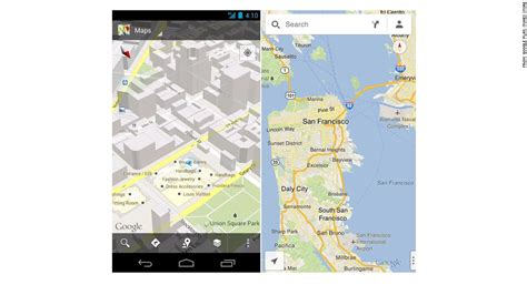 apple maps for android maps is the iphone version actually better than