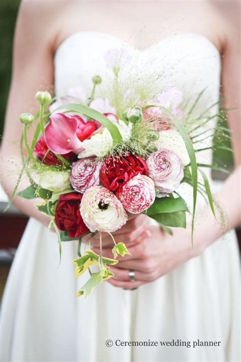 Marriage Bouquet by Mon Bouquet De Mari 233 E Quelle Composition Florale