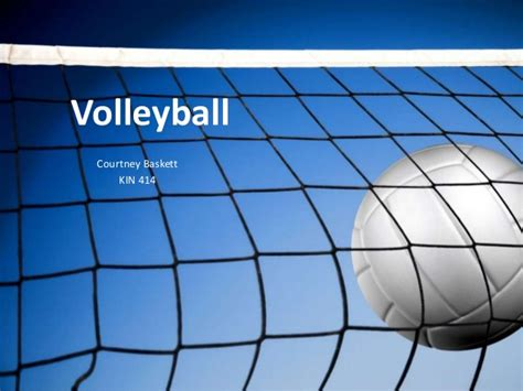 volleyball templates for powerpoint powerpoint templates volleyball free choice image