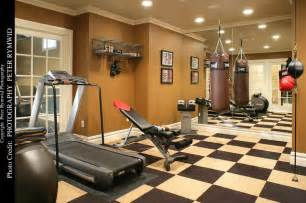 Home Fitness Rooms Exercise Room Traditional Home New York By