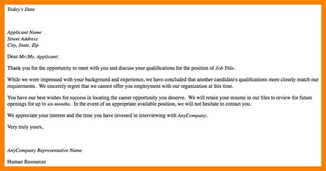 Rejection Letter How To Respond 10 How To Respond To A Rejection Email Sle Fancy Resume