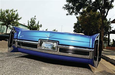 Eldorado Upholstery 1966 Cadillac Coupe Deville Ls Blues
