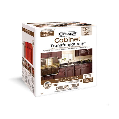 Cabinet Transformation Kit by Decorative Glaze Product Page