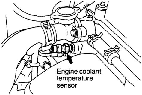 replace engine coolant temperature sensor 2007 aston martin vantage 1997 dodge stratus battery location get free image about