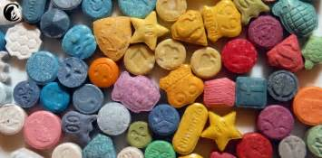 what color should molly be mdma 201 xtasis