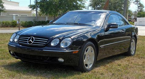 how can i learn about cars 2002 mercedes benz m class user handbook 2002 mercedes benz cl600 for sale 2096712 hemmings motor news