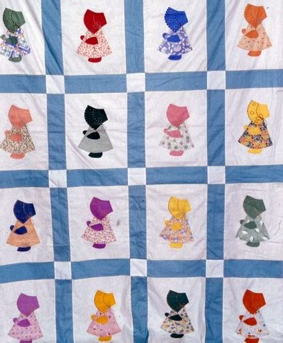 quilt pattern sunbonnet sue sunbonnet sue quilt free quilt patterns