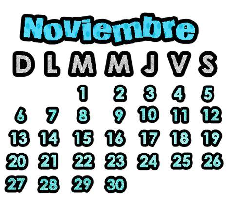 Calendario Noviembre 2011 Calendario Noviembre 2011 Png By Brisaa2499 On Deviantart