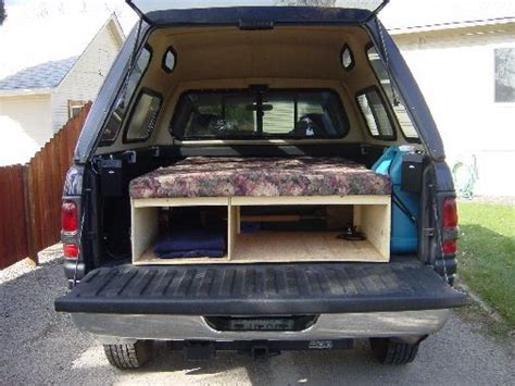 truck bed cer diy truck bed cing ideas truck bed truck stuff