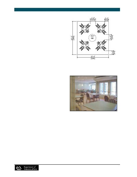 Nursing Home Design Guidelines Ireland Guidelines For Designing Accessible Rooms With Tables