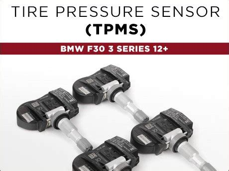 tire pressure monitoring 2001 bmw 3 series spare parts catalogs ecs news bmw f30 3 series tpms