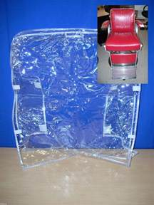 furniture plastic cover takara belmont bb225 barber custom chair plastic chair
