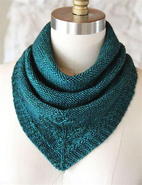 Knitting Bandana ravelry project gallery for bandana cowl pattern by purl