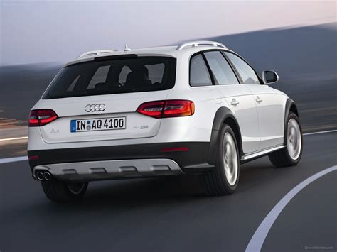 Audi A4 2013 audi a4 allroad quattro 2013 car wallpaper 27 of