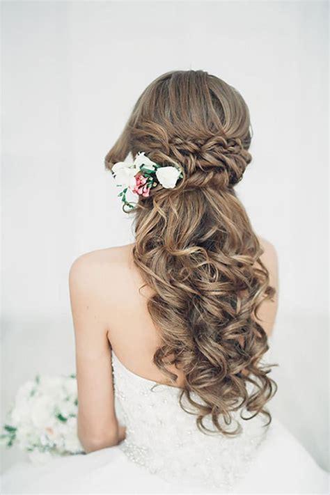 20 creative half up half wedding hairstyles hi miss puff