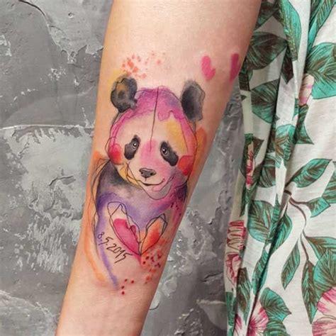 panda japanese tattoo panda tattoo images designs